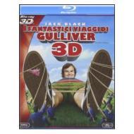 I fantastici viaggi di Gulliver 3D (Blu-ray)