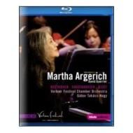 Martha Argerich Live At Verbier Festival (Blu-ray)