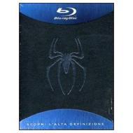 Spider-Man. La trilogia. Blu Ray (Cofanetto 4 blu-ray)