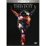 Michael Jackson's This Is It (Edizione Speciale con Confezione Speciale 2 dvd)