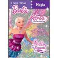 Le collezioni di Barbie. Magia (Cofanetto 3 dvd)