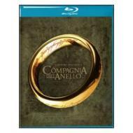 Il Signore degli anelli. La compagnia dell'anello (2 Blu-ray)
