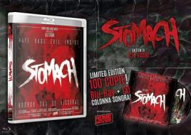 Stomach (Limited Edition Cover B) (Blu-Ray+Cd Soundtrack Box Set) (Blu-ray)