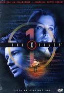 X Files. Stagione 1 (7 Dvd)