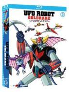 Ufo Robot Goldrake #02 (3 Blu-Ray) (Blu-ray)