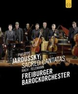 Philippe Jaroussky - Sacred Cantatas (Blu-ray)