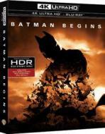 Batman Begins (4K Ultra Hd+Blu Ray) (Blu-ray)