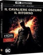 Il Cavaliere Oscuro - Il Ritorno (4K Ultra Hd+2 Blu Ray) (3 Blu-ray)
