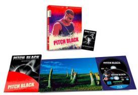 Pitch Black (Blu-Ray+Dvd) (2 Blu-ray)