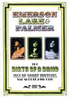 Emerson, Lake & Palmer. The Birth Of A Band. Isle Of Wight Festival