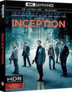Inception (4K Ultra Hd+Blu Ray) (2 Blu-ray)