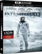 Interstellar (4K Ultra Hd+Blu Ray) (2 Blu-ray)
