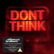 The Chemical Brothers - Don't Think (Blu-Ray+Cd) (Blu-ray)