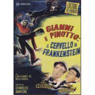 Gianni e Pinotto. Il cervello di Frankenstein