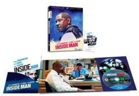 Inside Man (Blu-Ray+Dvd) (2 Blu-ray)