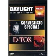 Sylvester Stallone Collection (Cofanetto 3 dvd)