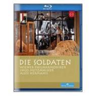 Bernd Alois Zimmermann. Die Soldaten (Blu-ray)