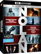 Christopher Nolan Collection (7 Blu-Ray 4K Uhd+7 Blu-Ray+5 Dvd) (Blu-ray)