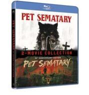 Pet Sematary Collection (2 Blu-Ray) (Blu-ray)