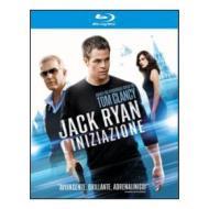 Jack Ryan. L'iniziazione (Blu-ray)