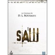 Saw. La trilogia (Cofanetto 3 dvd)