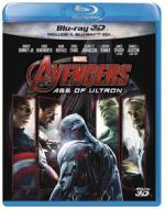 Avengers. Age of Ultron 3D (Blu-ray)