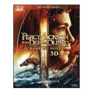 Percy Jackson e gli dei dell'Olimpo. Il mare dei mostri 3D (2 Dvd)