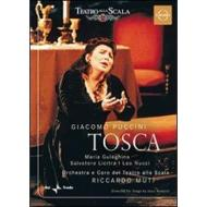 Giacomo Puccini. Tosca. Riccardo Muti