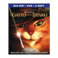 Il gatto con gli stivali (Cofanetto blu-ray e dvd)
