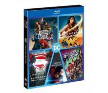 DC Comics - 5 Film Collection (5 Blu-Ray) (Blu-ray)