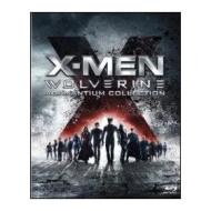 X-Men. Wolverine. Adamantium Collection (Cofanetto 6 blu-ray)