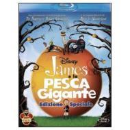 James e la pesca gigante (Blu-ray)