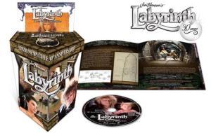 Labyrinth (Edizione Speciale 30o Anniversario) (Blu-ray)