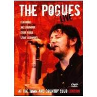 The Pogues. Live at the Town and Country Club