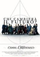 Animali Fantastici - I Crimini Di Grindelwald (Blu-Ray 4K Ultra HD+Blu-Ray) (2 Blu-ray)