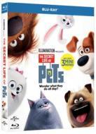 Pets. Vita da animali (Blu-ray)