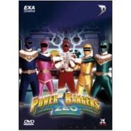 Power Rangers Zeo. Vol. 4