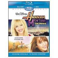 Hannah Montana. The Movie (Cofanetto blu-ray e dvd)