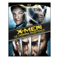 X-Men. L'inizio - X-Men. Wolverine (Cofanetto 2 blu-ray)