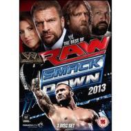 Best Of Raw & Smackdown 2013 (3 Dvd)