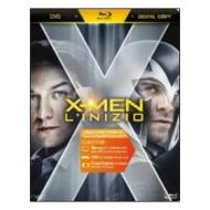 X-Men. L'inizio (Cofanetto blu-ray e dvd)