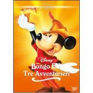 Bongo e i tre Avventurieri (Edizione Speciale)