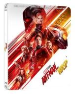 Ant-Man And The Wasp (3D) (Blu-Ray 3D+Blu-Ray) (Ltd Steelbook) (2 Blu-ray)