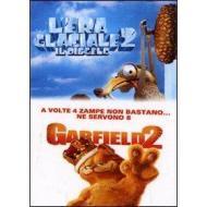 L' era glaciale 2 - Garfield 2 (Cofanetto 2 dvd)