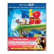 Rio 3D - L'era glaciale 3 3D (Cofanetto blu-ray e dvd)