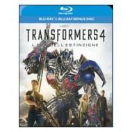 Transformers 4. L'era dell'estinzione (2 Blu-ray)