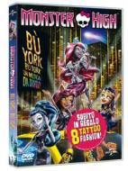 Monster High - Boo York (Dvd+Tattoo)