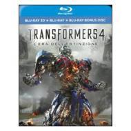 Transformers 4. L'era dell'estinzione 3D (Cofanetto 2 blu-ray)