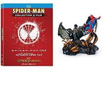 Spiderman Deluxe (6 Blu Ray +Action Figure) (Blu-ray)