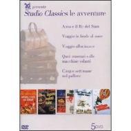 Studio Classics. Le avventure (Cofanetto 5 dvd)